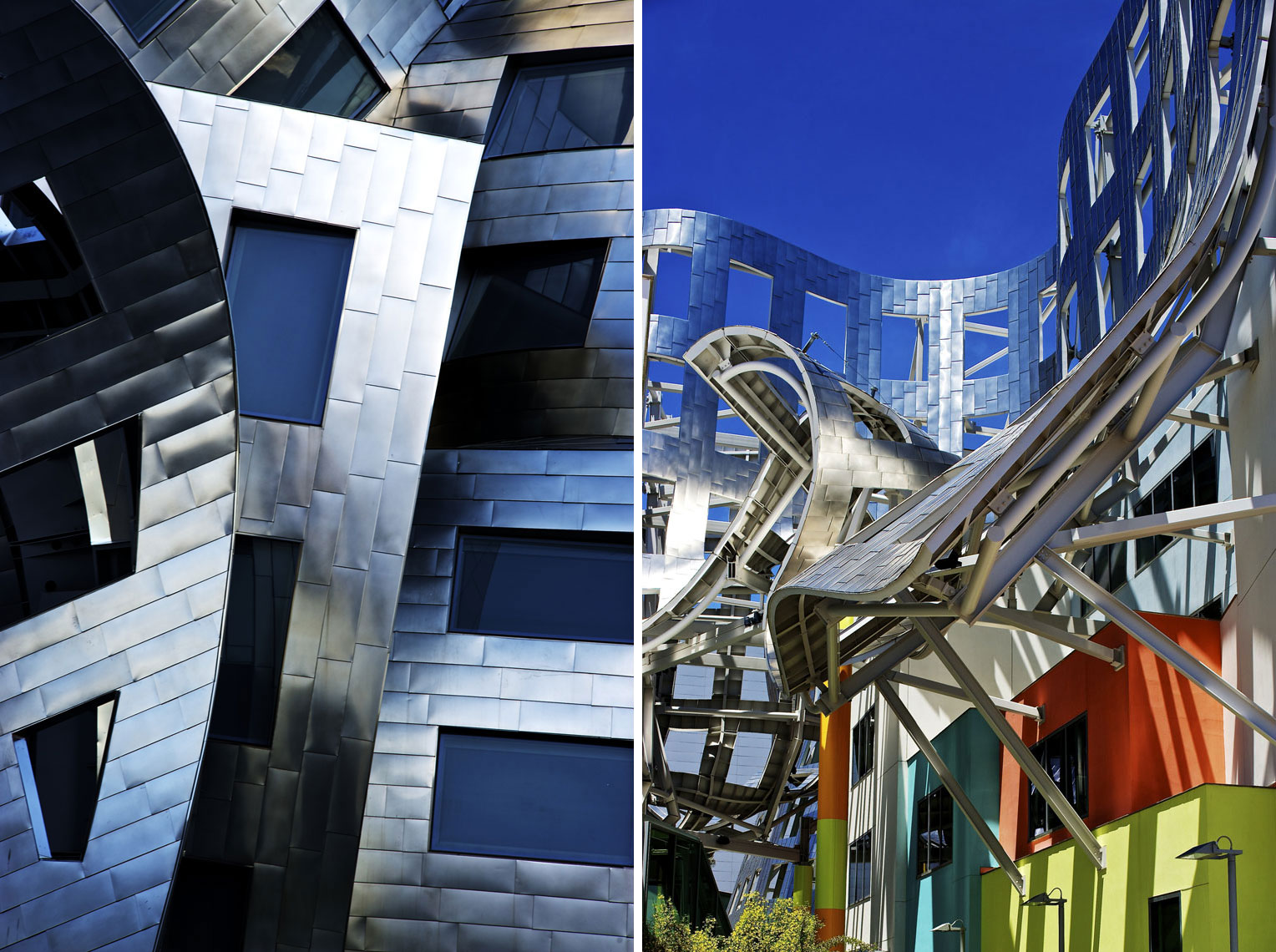 Gehry + Partners: Center for Brain Health