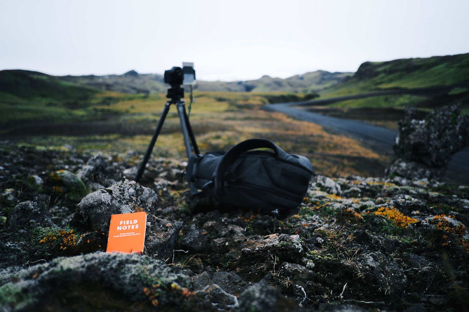Iceland: Field Notes in Action