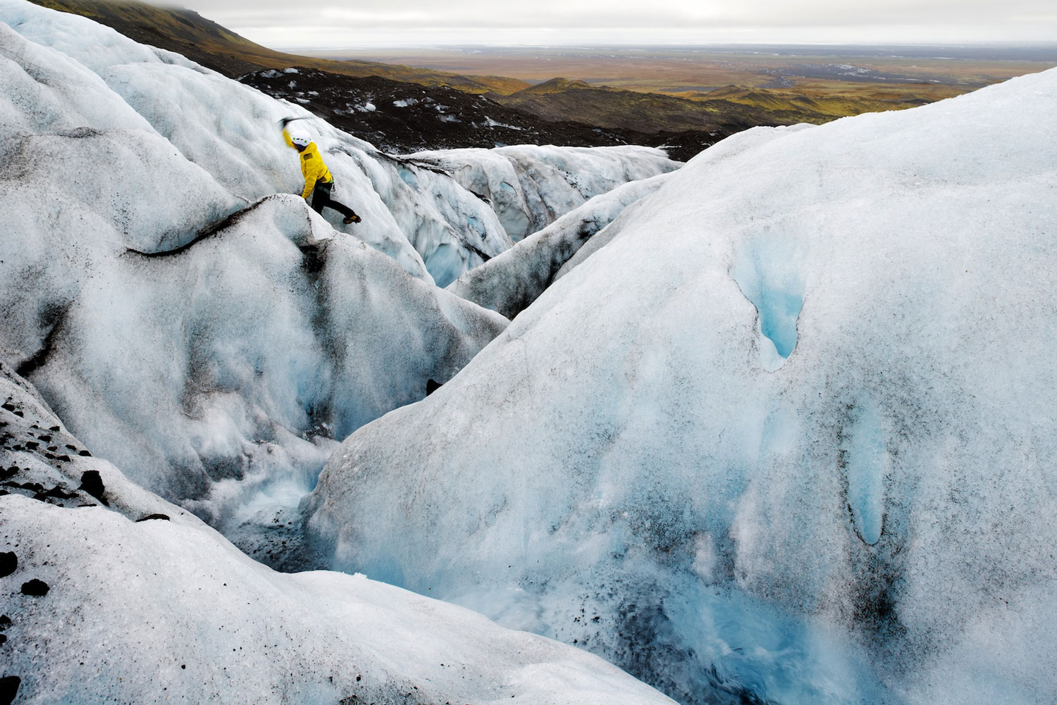 Iceland: Glacier hiking