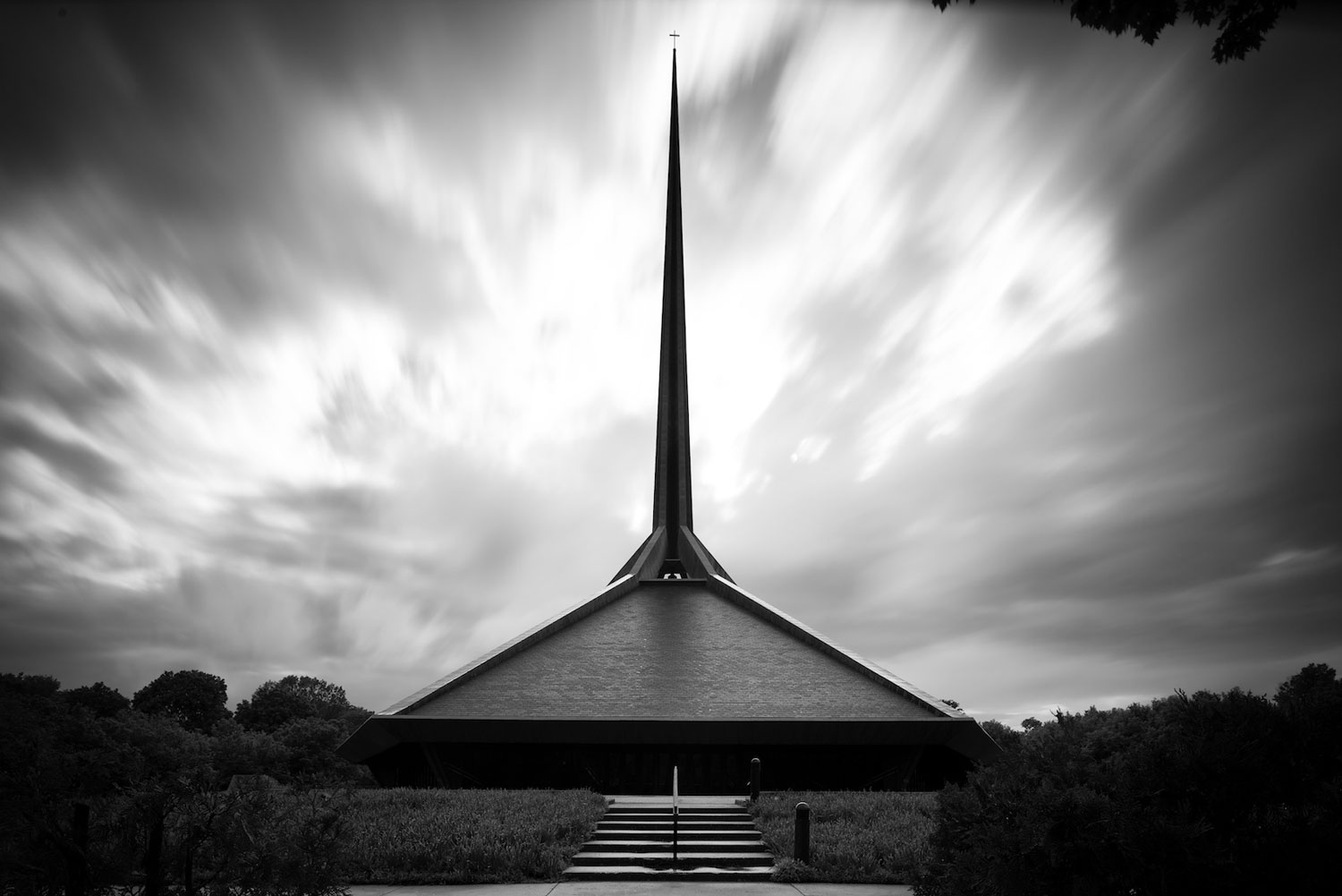 Eero Saarinen: North Christian Church